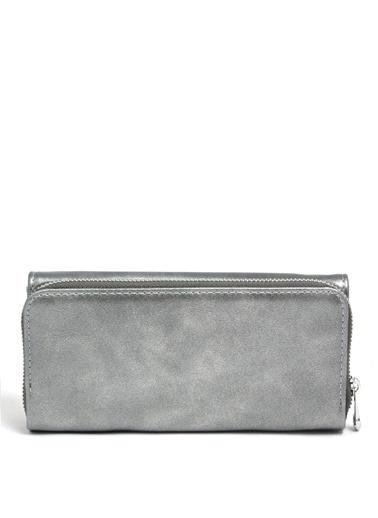 Exclusive Cüzdan Gümüş